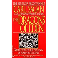 The Dragons of Eden: Speculations on the Evolution of Human Intelligence by Carl Sagan(1986-12-12) Premio Pulitzer 1978