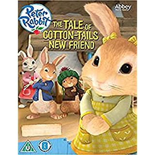 Peter Rabbit - TheTale of Cotton Tail's New Friend DVD