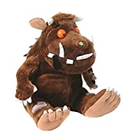 The Gruffalo soft toy, 12454, Brown, 9in, As Seen In The Gruffalo TV series