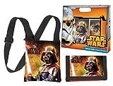 Star Wars D90308 MC - Confezione Regalo Tracolla e Portafoglio