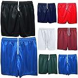 Islander Fashions Herren Sommer Sport Fuball Schatten Streifen Shorts Jungen Gym Wear Kurze Hosen