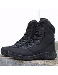 Normani - Botas de moto, talla: 38, Color Negro
