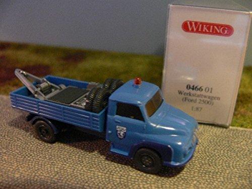 """Wiking 046601Werkstattwagen (Ford 2500) """"Ford Service"""" (1:87)"""