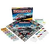 Winning Moves Fast and Furious Monopoly Jeu de société