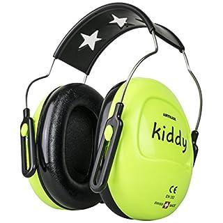 ARTILUX Swiss Safety 43211801–00–211Gehörschutz für Kinder, neongrün