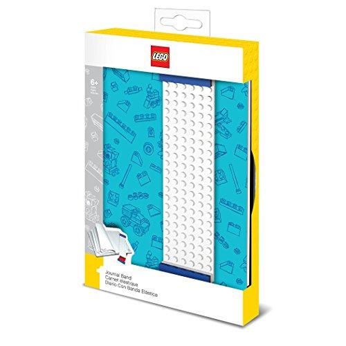 Lego diario con raccoglitori, colore blu