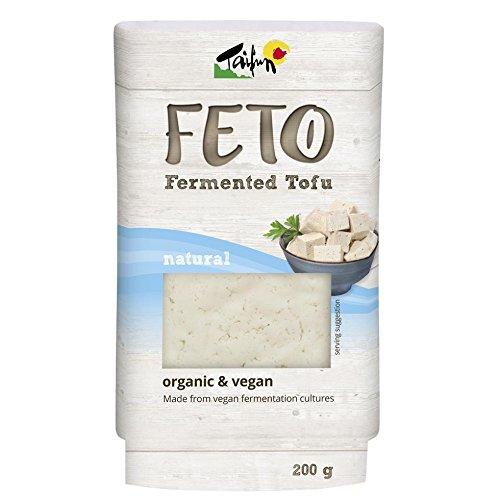 """Taifun Fermentierter Naturtofu """"FETO"""" inkl. Kühlverpackung (200 g) – Bio"""