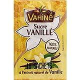 vahiné Sucre vanillé à l'extrait naturel de vanille - ( Prix Unitaire ) - Envoi Rapide Et Soignée