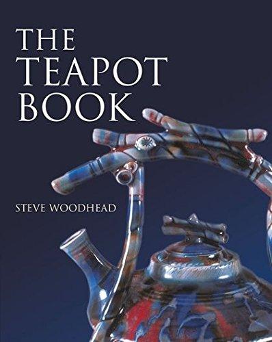 The Teapot Book Fine China Teapot