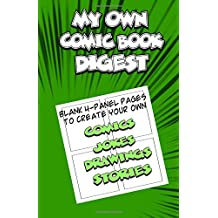 My Own Comic Book Digest