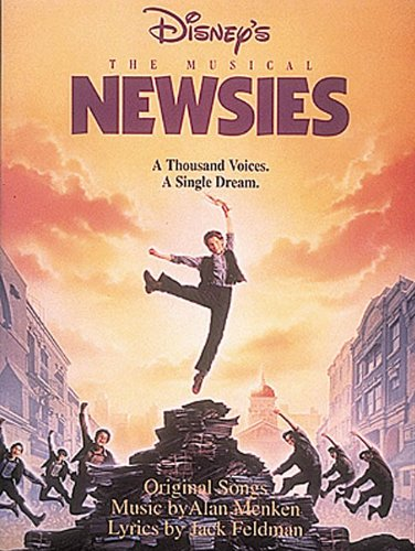 Newsies piano, voix, guitare