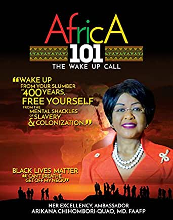 Africa 101: The Wake Up Call (English Edition) eBook: Chihombori-Quao,  Arikana: Amazon.de: Kindle-Shop