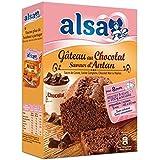 Alsa gateau chocolat saveur antan 300g Envoi Rapide Et Soignée ( Prix Par Unité )