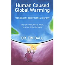 Human Caused Global Warming (English Edition)