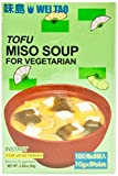 Wei Tao Sopa Miso Vegetariana - 80 gr