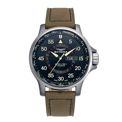 Watch Sandoz Adventurer Titanium 81399 – 95
