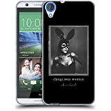 Official Ariana Grande Bunny Mask Dangerous Woman Soft Gel Case for HTC Desire 820
