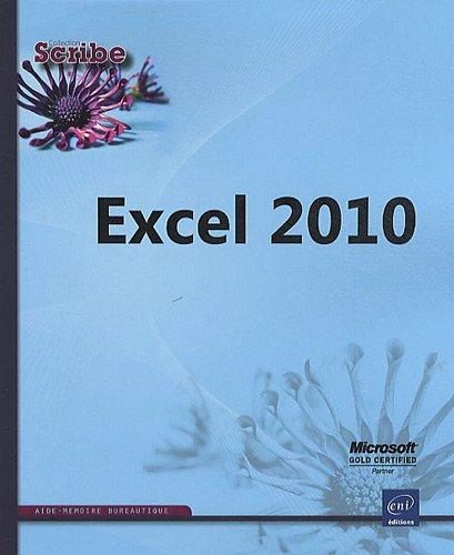 Excel 2010 par COLLECTIF