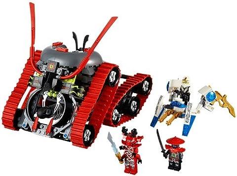 LEGO Ninjago Playthèmes - 70504 - Jeu de Construction -
