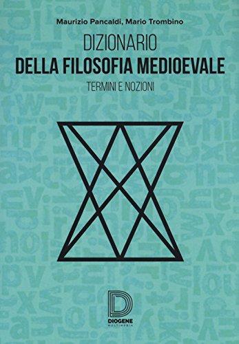 Dizionario della filosofia medioevale