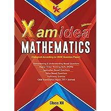 Xam Idea Mathematics Class 12 for 2018 Exam