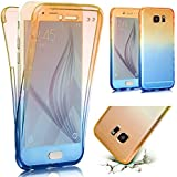 MOMDAD Coque Samsung Galaxy S7 Edge,TPU Silicone Housse Samsung Galaxy S7 Edge,Souple Etui Samsung Galaxy S7 Edge,Transparent Silicone Case Samsung Galaxy S7 Edge,Protection Anti rayures Shock-Absorption Ultra Mince Flexible TPU Bumper Protective Cover Anti-Scratch Effacer Hull