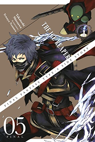 final-fantasy-type-0-side-story-vol-5-the-ice-reaper-final-fantasy-0-type-english-edition