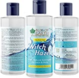 #8: Bliss of Earth™ Alcohol Free Witch Hazel Astringent | 100ML | 100% Pure & Natural Toner | Great For Face & Body |