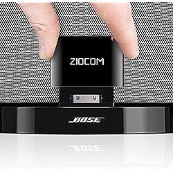Adaptateur Bluetooth Bose à 30 Broches pour Bose Sounddock et Autres Stations d'accueil à Musique à 30 Broches, Haut-Parleur pour iPod iPod à 30 Broches