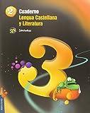 Cuaderno 3 de Lengua Castellana y Literatura 2º Primaria (Superpixépolis) - 9788426395849
