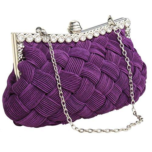 SUMAJU, Poschette giorno donna Purple