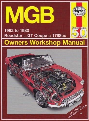 MGB Owners Workshop Manual