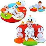 ELC Mothercare Baby Design-Kuschelnest Erlebnisdecke Krabbeldecke Spieldecke Blossom Farm Gans