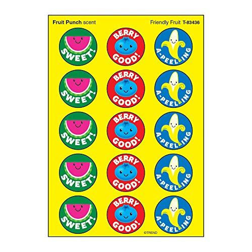 eundlicher Fruit Punch Stinky Aufkleber (60Stück) ()