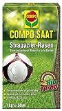 COMPO SAAT Strapazier-Rasen 1 kg | ein spezieller Spiel- u. Sportrasen