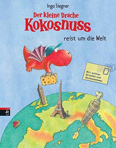 Der kleine Drache Kokosnuss reist um die Welt (Die Abenteuer des kleinen Drachen Kokosnuss, Band 9) - Neun Drachen