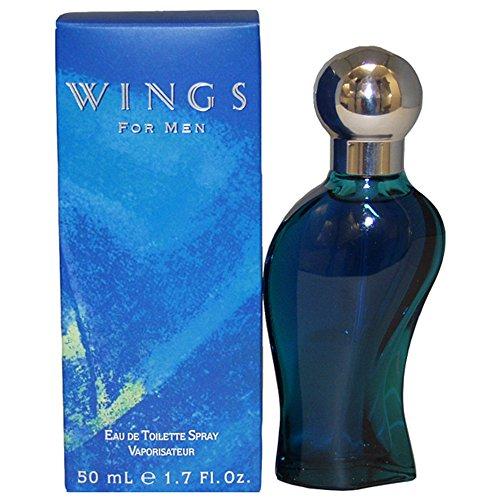 Giorgio Beverly Hills Wings for Men Eau de Toilette Spray for Him 50 ml