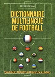 Dictionnaire multilingue de football