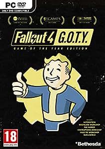 Fallout 4 GOTY (PC DVD)
