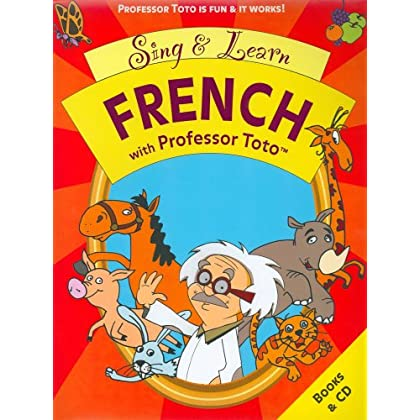 Sing & Learn French With Professor Toto