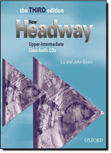 New Headway 3rd edition Upper-Intermediate. Class CD (3): Class Audio CD's Upper-intermediate l (New Headway Third Edition)