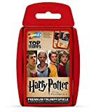 Winning Moves GmbH WIN62813 - Top Trumps: Harry Potter und der Feuerkelch
