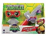 Teenage Mutant Ninja Turtles Half Shell Heroes Raphael Soft Weapons And Bandana Electronic Role Play Set