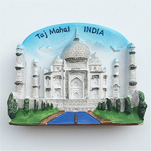 Kunstharz Craft Indien Souvenir Kühlschrank Magnet Geschenk Kühlschrank Magnet Dekoration Home Dekoration Geschenke