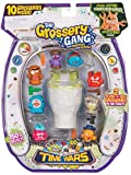 GROSSERY Le Gang - Time Wars - 10 Flush & Fizz Pack - Comprend 2 grosseries cachées!