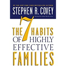 The 7 Habits of Highly Effective Families by Stephen R. Covey (1997-10-01)