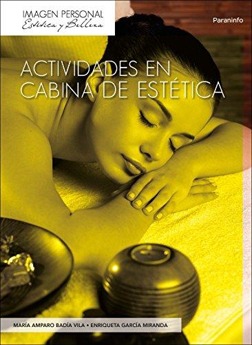 Actividades en cabina de estética (Imagen Personal) por MARIA AMPARO BADIA VILA