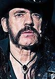 Generic Lemmy Kilmister Motorhead Foto Poster Ace Spades Bad Magic DVD Hemd 9 (A5-A4-A3) - A3