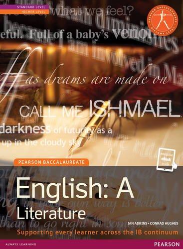Pearson Baccalaureate: English A: literature for the IB Diploma (Pearson International Baccalaureate Diploma: International Editions)