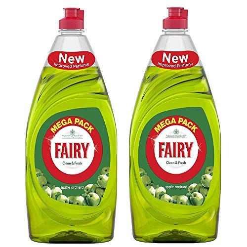 fairy-pulito-e-fresco-meleto-detersivo-liquido-820-ml-confezione-da-2